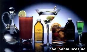 Чернобай без спиртного