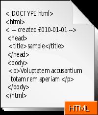 Модуль документа у XHTML